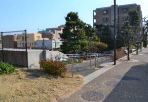 阪急芦屋川からの道順5