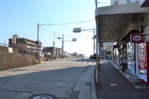 阪急芦屋川からの道順2