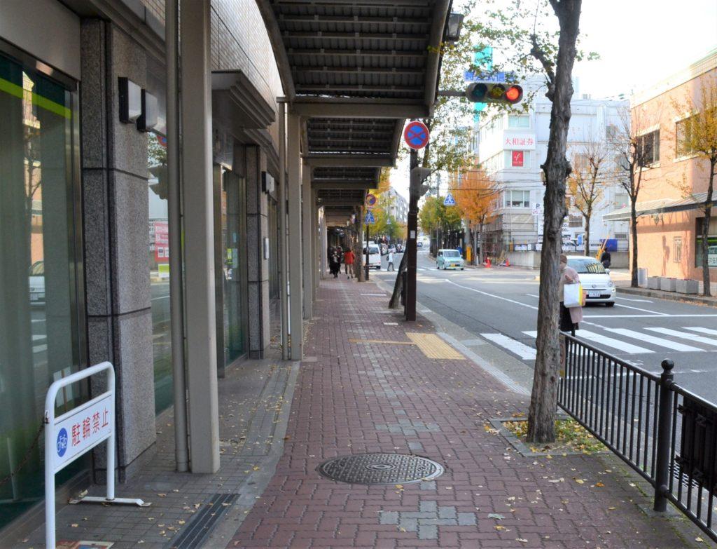 JR芦屋駅からの道順3